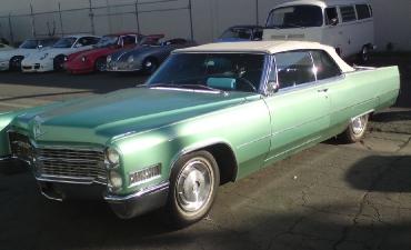 Cadillac 1966 Cabrio